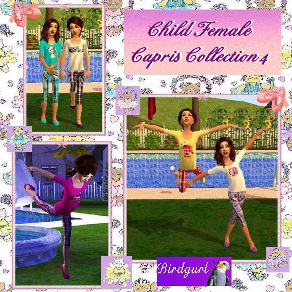 Birdgurl's Sims 2 Creations - Page 4 ChildFemaleCaprisCollection4banner