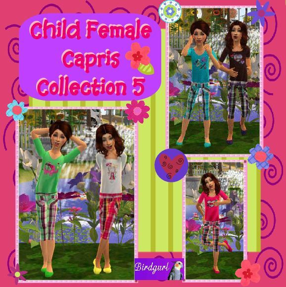 Birdgurl's Sims 2 Creations - Page 4 ChildFemaleCaprisCollection5banner