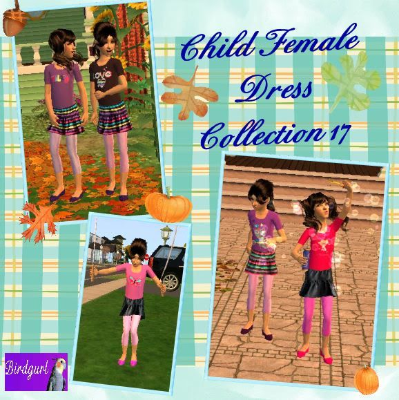 Birdgurl's Sims 2 Creations - Page 2 ChildFemaleDressCollection17banner