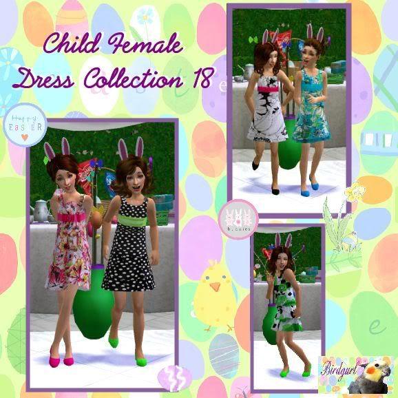 Birdgurl's Sims 2 Creations - Page 4 ChildFemaleDressCollection18banner