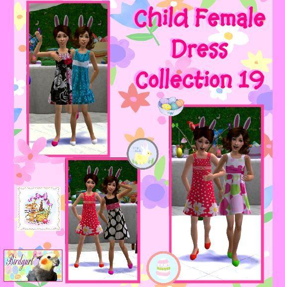 Birdgurl's Sims 2 Creations - Page 4 ChildFemaleDressCollection19banner