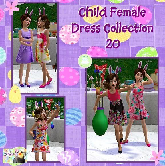 Birdgurl's Sims 2 Creations - Page 4 ChildFemaleDressCollection20banner