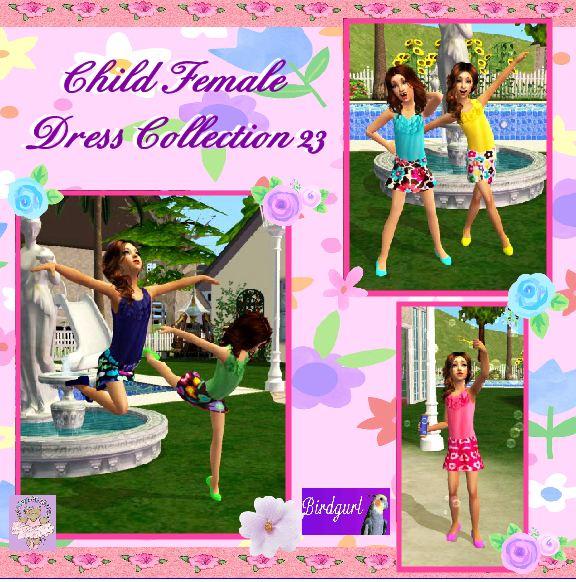 Birdgurl's Sims 2 Creations - Page 5 ChildFemaleDressCollection23banner
