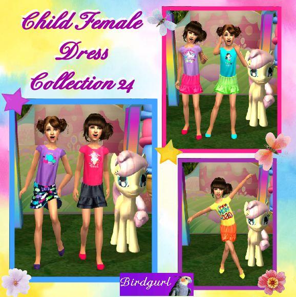 Birdgurl's Sims 2 Creations - Page 5 ChildFemaleDressCollection24banner