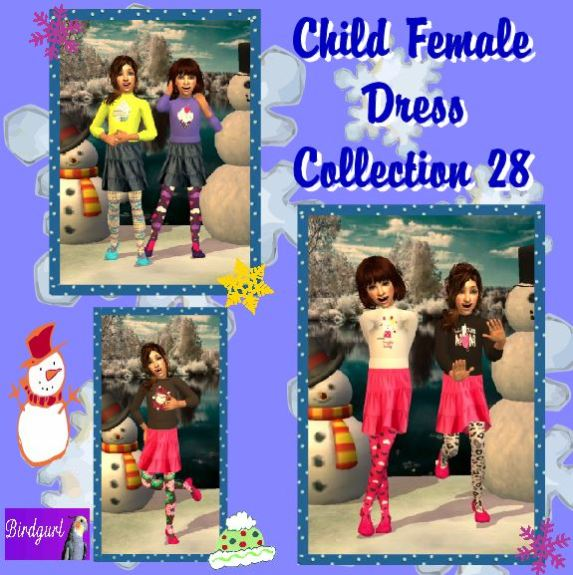 Birdgurl's Sims 2 Creations - Page 7 ChildFemaleDressCollection28banner_zps620c41b2