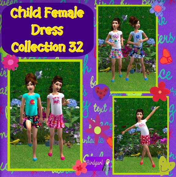 Birdgurl's Sims 2 Creations - Page 8 ChildFemaleDressCollection32banner_zpsefa05655