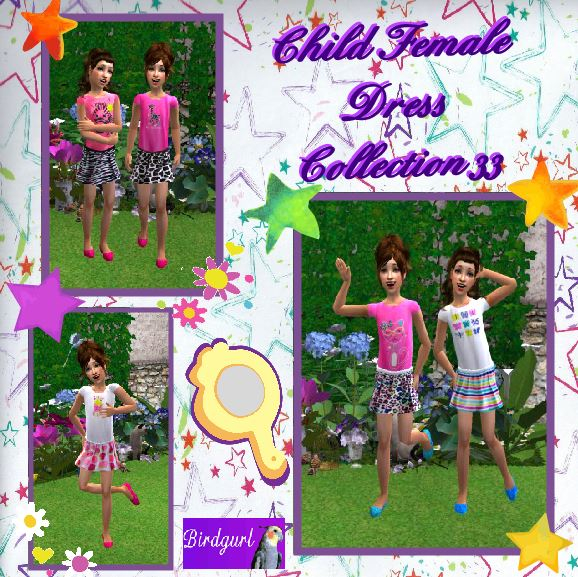 Birdgurl's Sims 2 Creations - Page 8 ChildFemaleDressCollection33banner_zps3f25244c