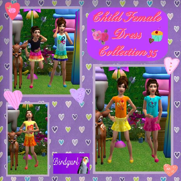 Birdgurl's Sims 2 Creations - Page 8 ChildFemaleDressCollection35banner_zpsacd51ee7