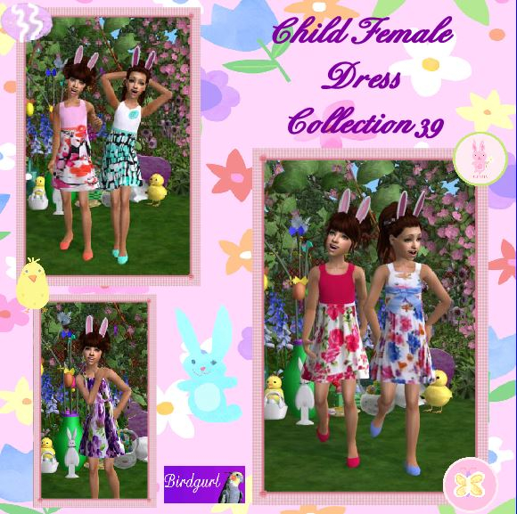 Birdgurl's Sims 2 Creations - Page 9 ChildFemaleDressCollection39banner_zps3d210822
