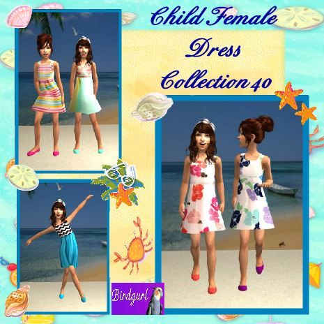 Birdgurl's Sims 2 Creations - Page 9 ChildFemaleDressCollection40banner_zpsfb3b22b1
