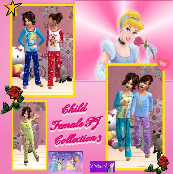 Birdgurl's Sims 2 Creations - Page 7 ChildFemalePJCollection3banner_zps2b695df8