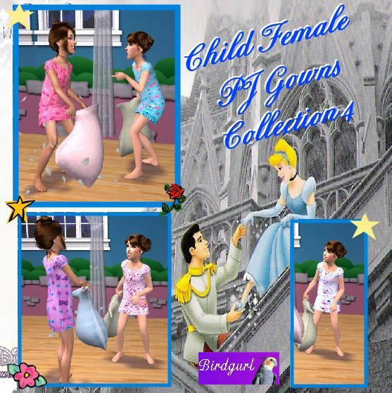 Birdgurl's Sims 2 Creations - Page 5 ChildFemalePJGownsCollection4banner