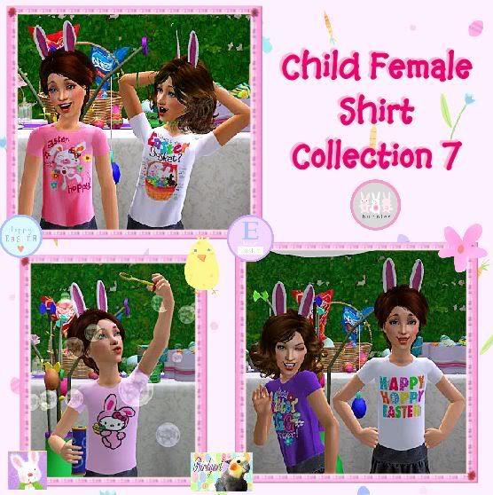 Birdgurl's Sims 2 Creations - Page 4 ChildFemaleShirtCollection7banner-1