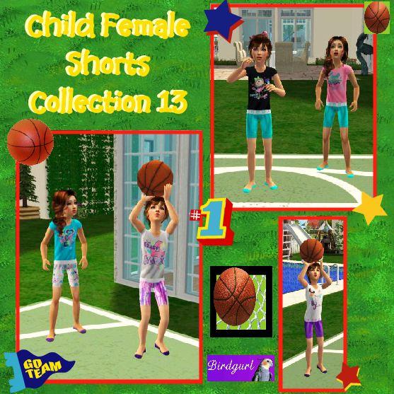 Birdgurl's Sims 2 Creations - Page 5 ChildFemaleShortsCollection13banner