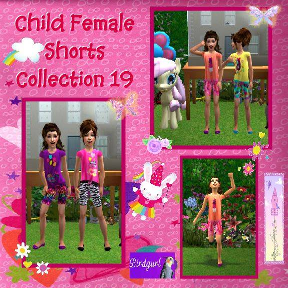 Birdgurl's Sims 2 Creations - Page 8 ChildFemaleShortsCollection19banner_zps885e9cdd