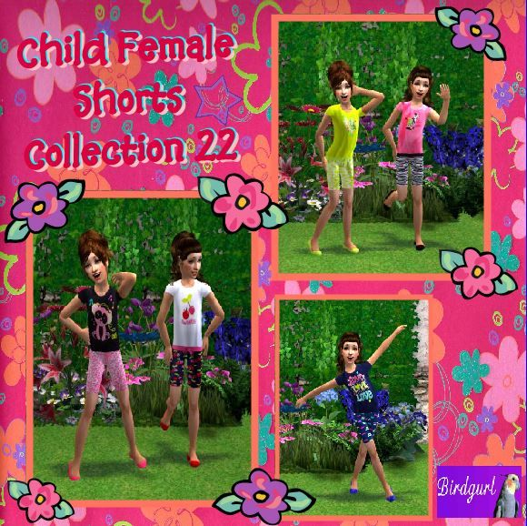 Birdgurl's Sims 2 Creations - Page 8 ChildFemaleShortsCollection22banner_zpsf72cd591