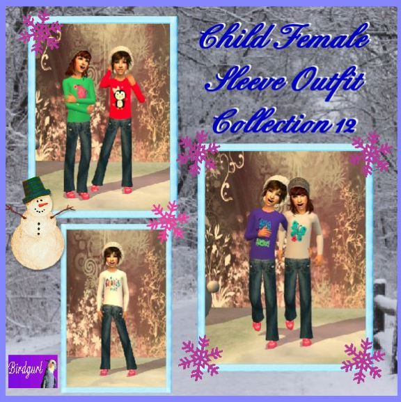 Birdgurl's Sims 2 Creations - Page 7 ChildFemaleSleeveOutfitCollection12banner_zps8e10f75d