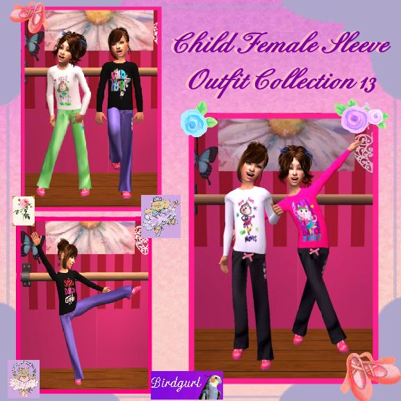 Birdgurl's Sims 2 Creations - Page 7 ChildFemaleSleeveOutfitCollection13banner_zps17cf3ad2