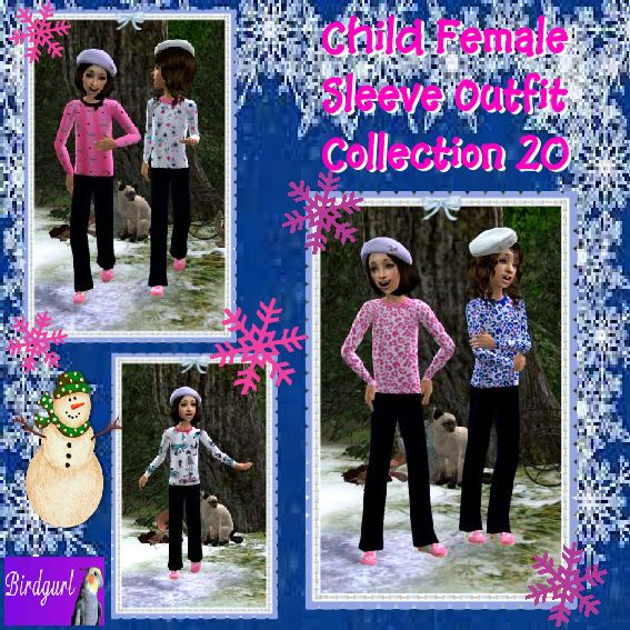 Birdgurl's Sims 2 Creations - Page 9 ChildFemaleSleeveOutfitCollection20banner_zps6daa7d66
