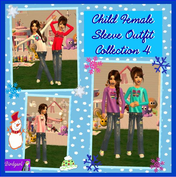 Birdgurl's Sims 2 Creations - Page 3 ChildFemaleSleeveOutfitCollection4banner
