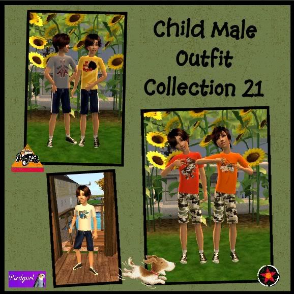 Birdgurl's Sims 2 Creations - Page 2 ChildMaleOutfitCollection21banner
