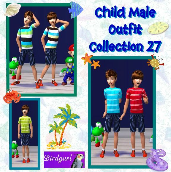 Birdgurl's Sims 2 Creations - Page 5 ChildMaleOutfitCollection27banner