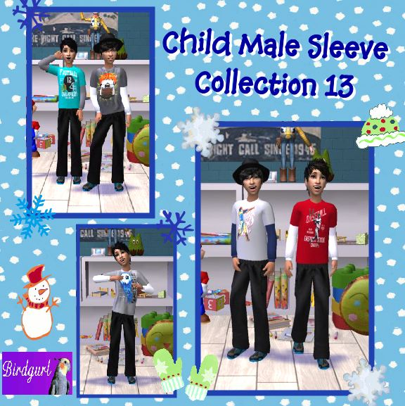 Birdgurl's Sims 2 Creations - Page 6 ChildMaleSleeveCollection13banner