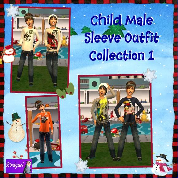 Birdgurl's Sims 2 Creations - Page 3 ChildMaleSleeveOutfitCollection1banner