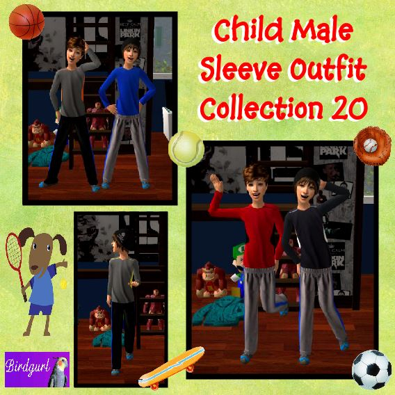 Birdgurl's Sims 2 Creations - Page 7 ChildMaleSleeveOutfitCollection20banner_zps36052f39