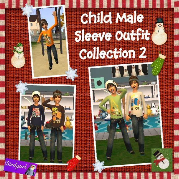 Birdgurl's Sims 2 Creations - Page 3 ChildMaleSleeveOutfitCollection2banner