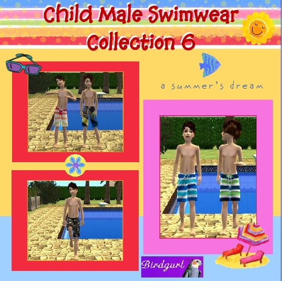 Birdgurl's Sims 2 Creations - Page 8 ChildMaleSwimwearCollection6banner_zpsaf3b9742