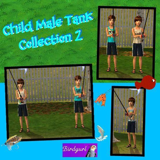 Birdgurl's Sims 2 Creations - Page 5 ChildMaleTankCollection2banner