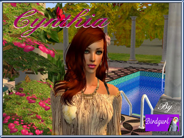 Birdgurl's Sims 2 Creations - Page 7 Cynthiabanner