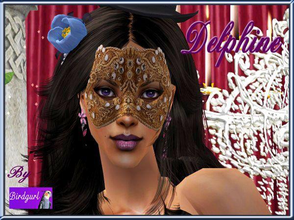 Birdgurl's Sims 2 Creations - Page 5 Delphinebanner