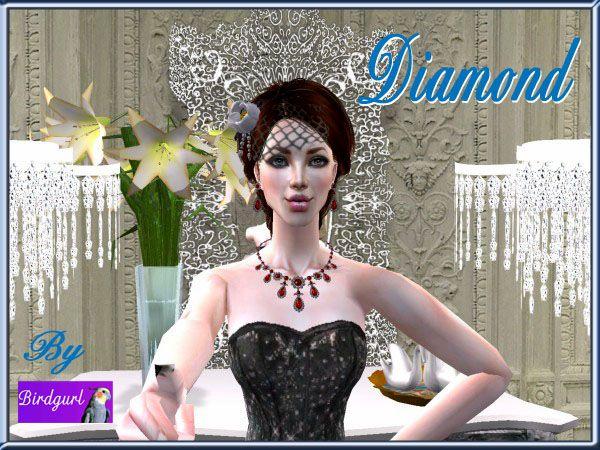 Birdgurl's Sims 2 Creations - Page 5 Diamondbanner