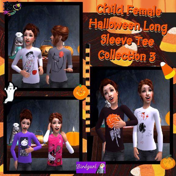 Birdgurl's Sims 2 Creations - Page 5 ChildFemaleHalloweenLongSleeveTeeCollection3banner1