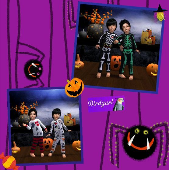 Birdgurl's Sims 2 Creations - Page 5 ToddlerHalloweenPJsCollection2banner2