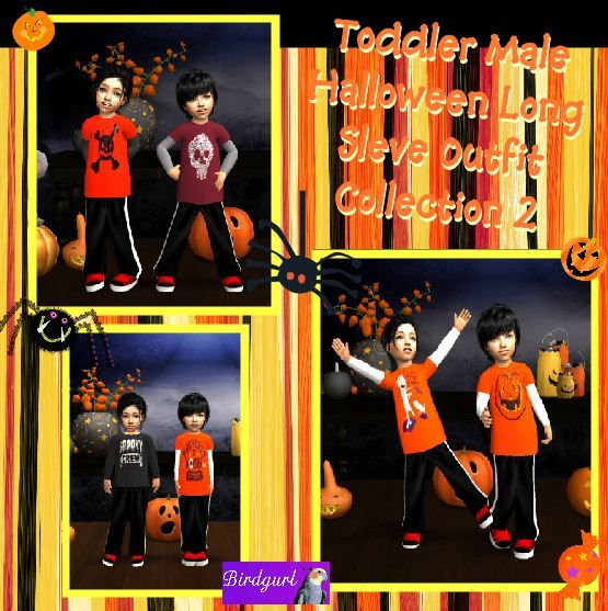 Birdgurl's Sims 2 Creations - Page 5 ToddlerMaleHalloweenLongSleeveCollection2banner1