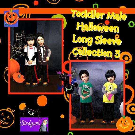 Birdgurl's Sims 2 Creations - Page 8 ToddlerMaleHalloweenLongSleeveCollection3banner1_zps3f2c837e
