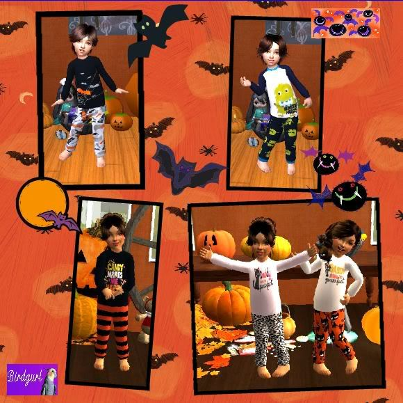Birdgurl's Sims 2 Creations - Page 2 ToddlerHalloweenPJsCollection1-banner2