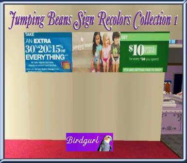 Birdgurl's Sims 2 Creations - Page 4 JBSignsRecolorsCollectionbanner