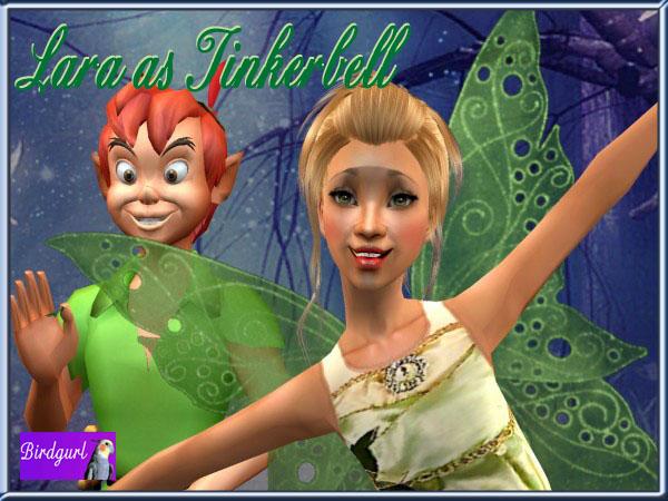 Birdgurl's Sims 2 Creations - Page 5 LaraasTinkerbellbanner