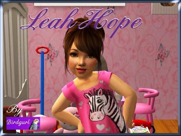 Birdgurl's Sims 2 Creations - Page 3 LeahHopebanner