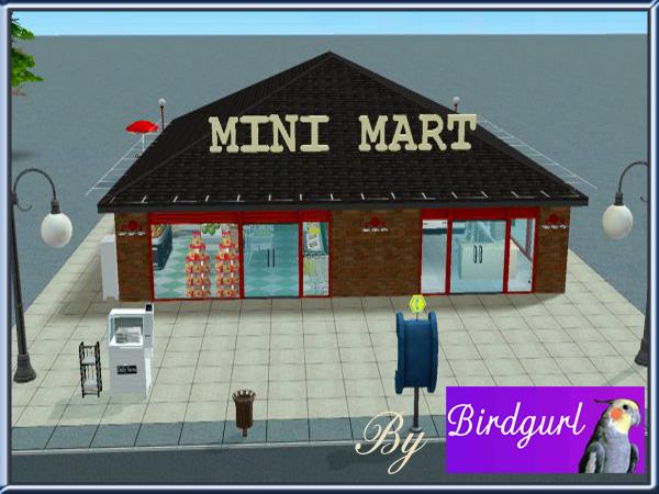 Birdgurl's Sims 2 Creations - Page 5 MiniMartbanner