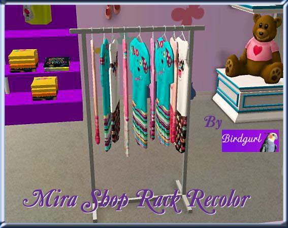 Birdgurl's Sims 2 Creations - Page 4 MiraShopRackRecolorbanner