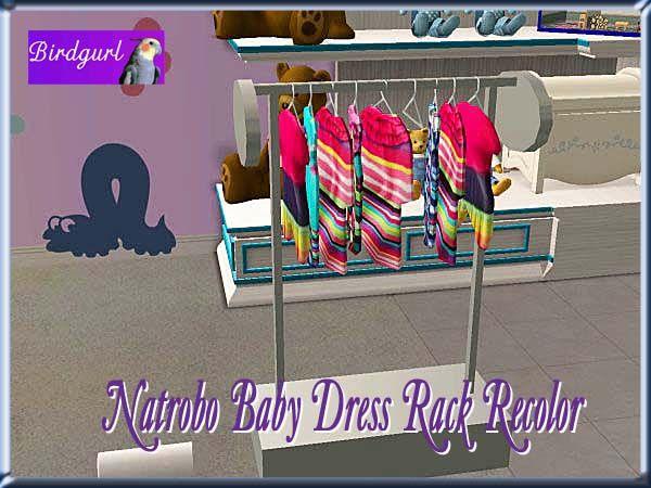 Birdgurl's Sims 2 Creations - Page 4 NatroboDressRackRecolorbanner