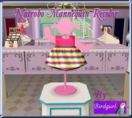 Birdgurl's Sims 2 Creations - Page 4 NatroboMannequinRecolorbanner