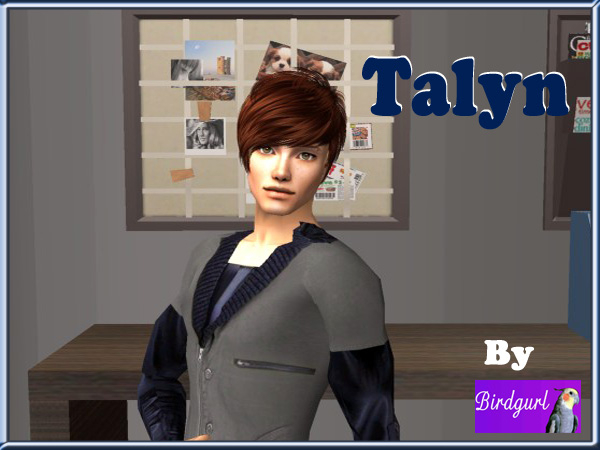 Birdgurl's Sims 2 Creations - Page 7 Talynbanner
