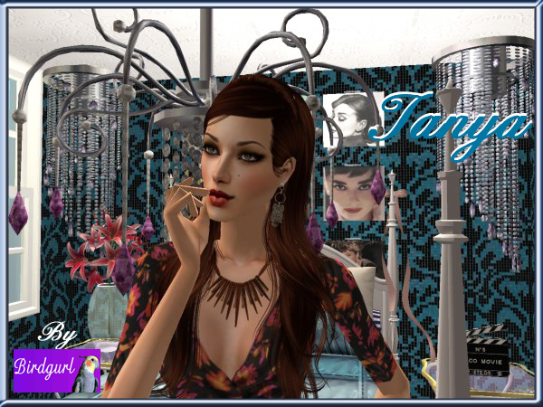 Birdgurl's Sims 2 Creations - Page 7 Tanyabanner