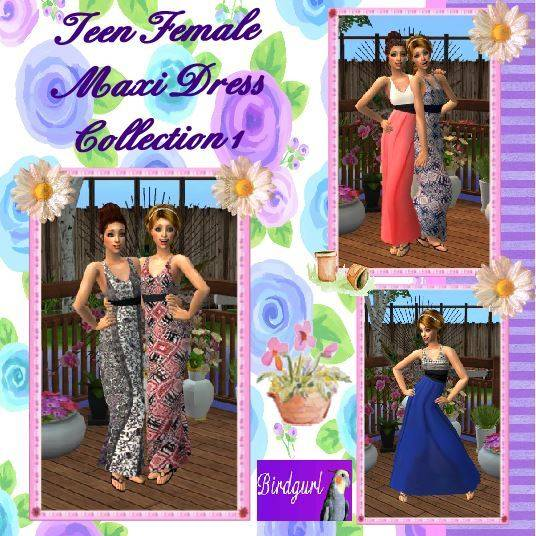 Birdgurl's Sims 2 Creations - Page 9 Teen%20Female%20Maxi%20Dress%20Collection%201%20banner_zpsoxupxigw